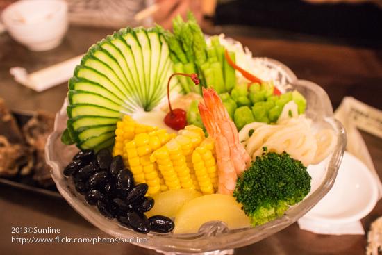 20130207王拓好好吃-綜合沙拉