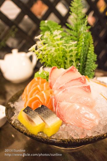 20130207王拓好好吃-綜合生魚片
